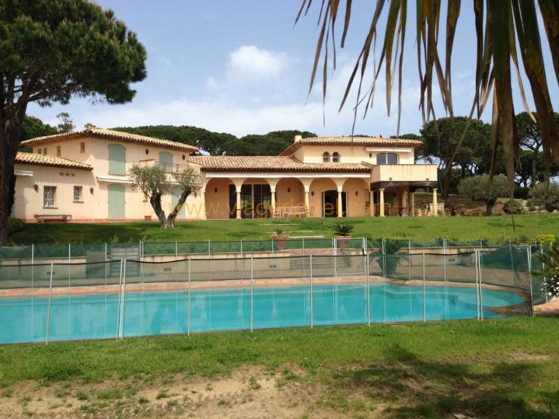 Life annuity house / villa Saint-tropez 7500000€ - Picture 3