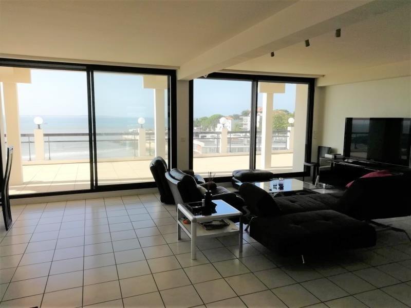 Vente de prestige appartement Royan 894500€ - Photo 2