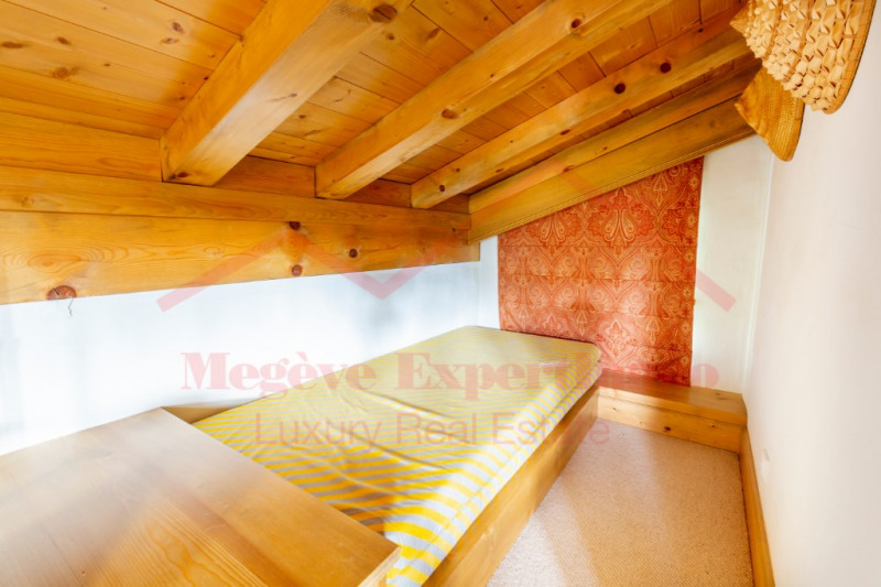 Vente de prestige appartement Megeve 1100000€ - Photo 6