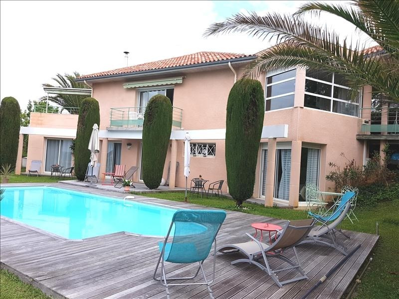 Vente maison / villa Serres castet 499000€ - Photo 1
