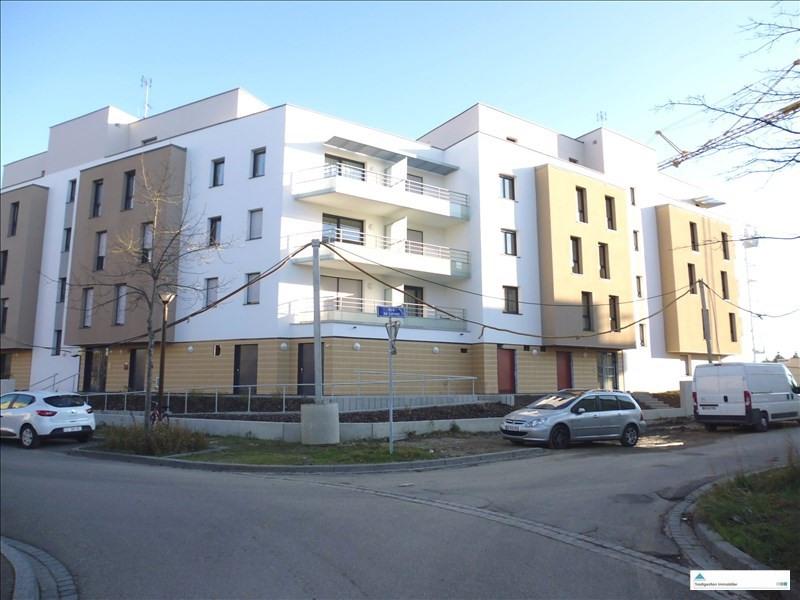 Rental apartment Strasbourg 661€ CC - Picture 3
