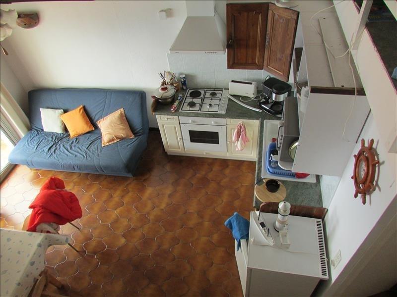 Sale apartment Port vendres 128000€ - Picture 3