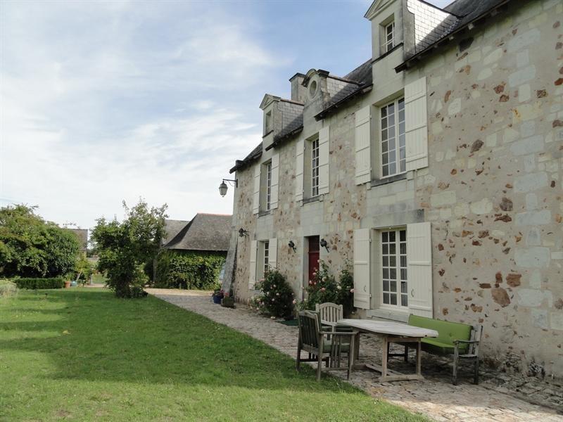 Deluxe sale house / villa Angers 30 mn sud-est 578000€ - Picture 2