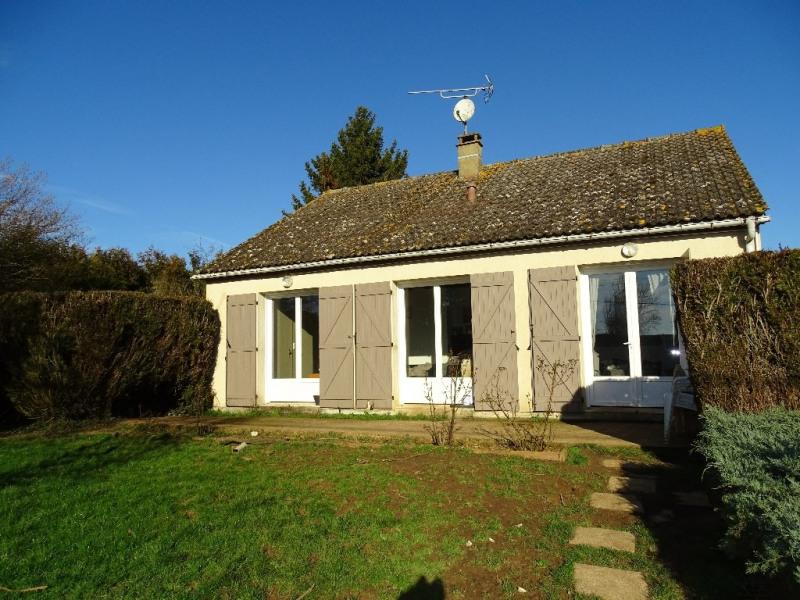 Vente maison / villa Chateauneuf en thymerais 118000€ - Photo 1