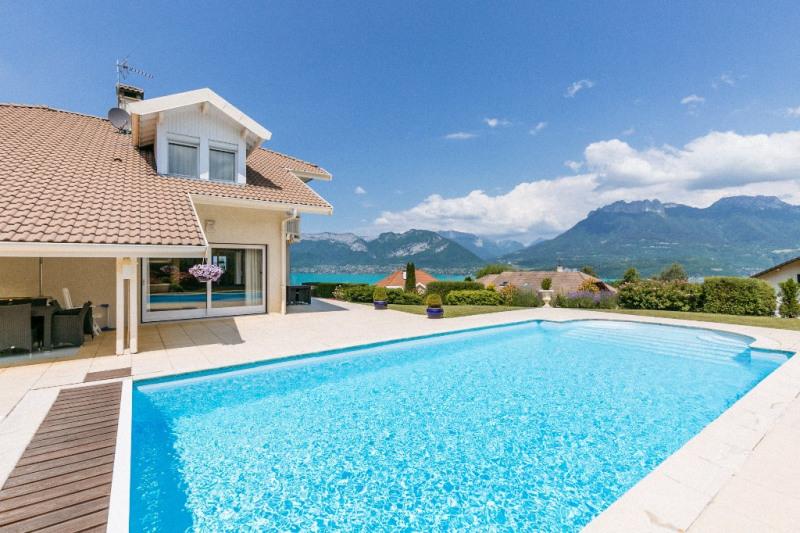 Deluxe sale house / villa Saint jorioz 1180000€ - Picture 9