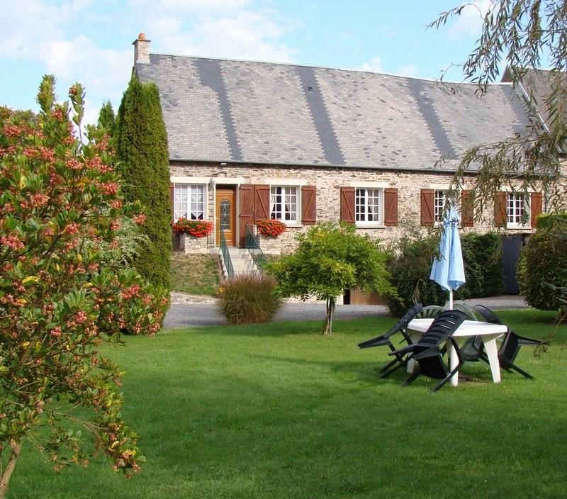 Sale house / villa Airel 140000€ - Picture 1