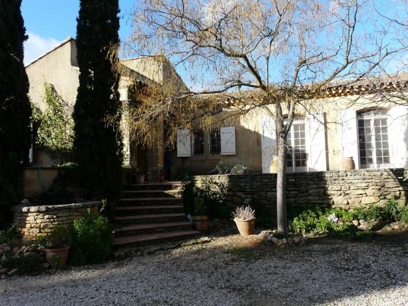 Verkoop van prestige  huis Saint martin de crau 580000€ - Foto 1