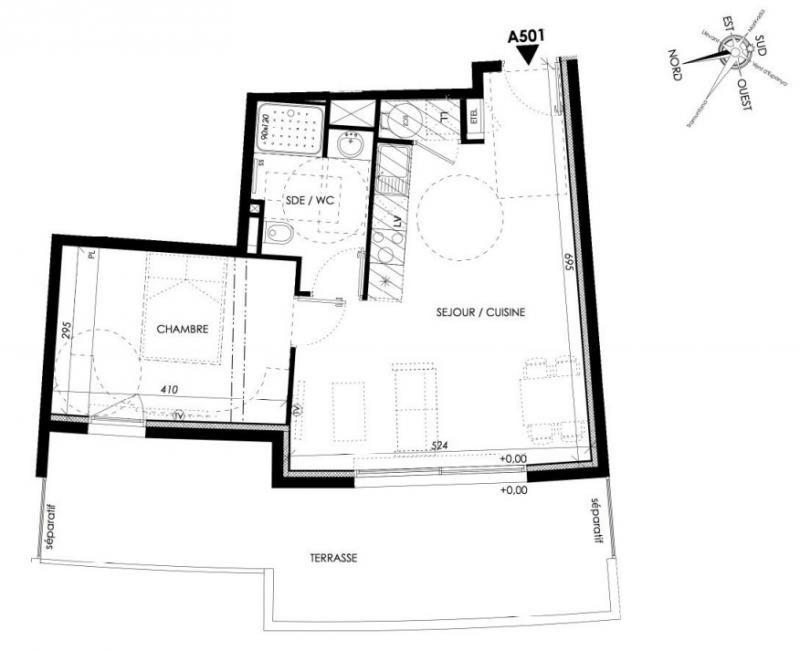Sale apartment Canet en roussillon 210000€ - Picture 2
