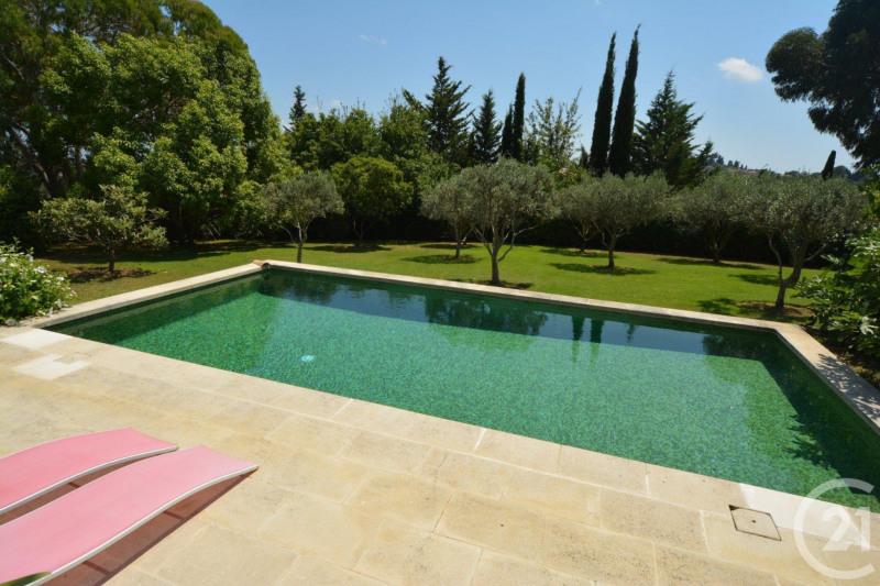 Verkauf von luxusobjekt haus Valbonne 2100000€ - Fotografie 20