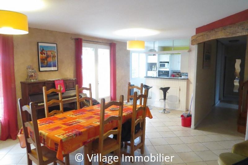 Vente maison / villa Villette d'anthon 395000€ - Photo 2