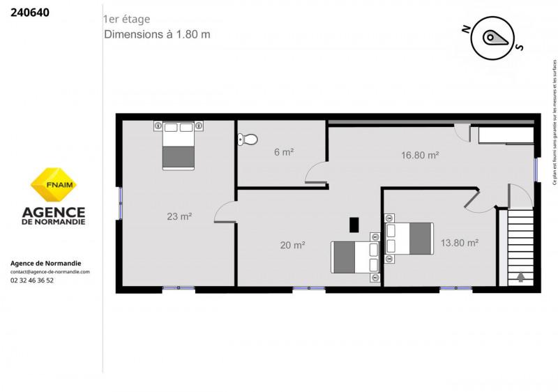 Sale house / villa Montreuil-l'argillé 240000€ - Picture 10