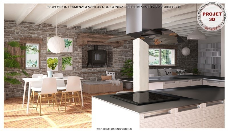 Vente de prestige maison / villa Clohars carnoet 676000€ - Photo 5