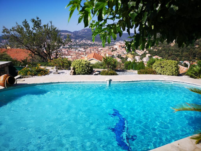 Venta de prestigio  casa Hyeres 698800€ - Fotografía 12