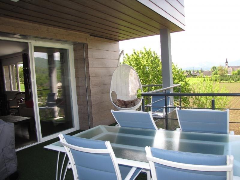 Sale house / villa Vallieres 415000€ - Picture 6