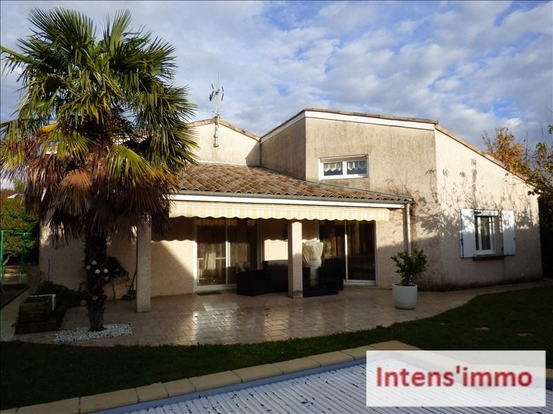 Vente maison / villa St marcel les valence 375000€ - Photo 6