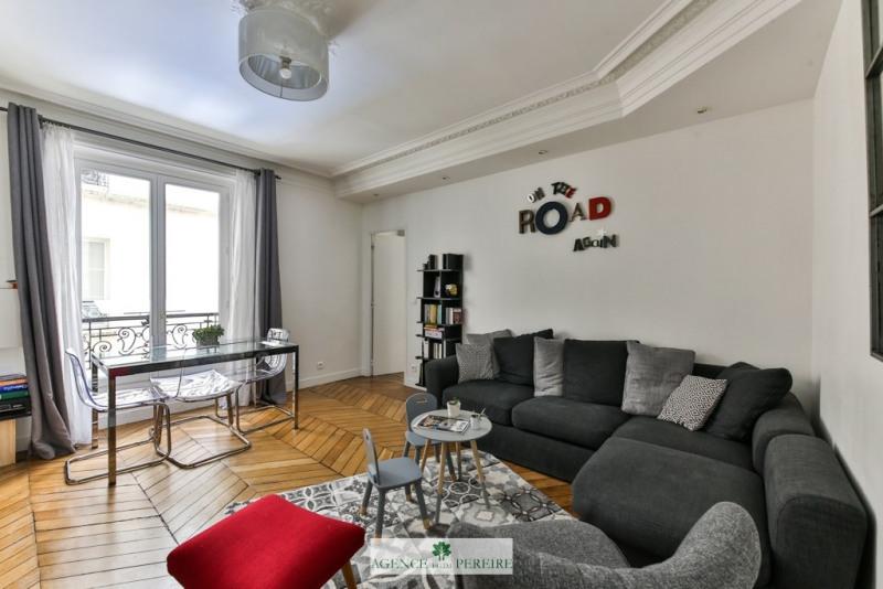 Vente appartement Paris 17ème 675000€ - Photo 1
