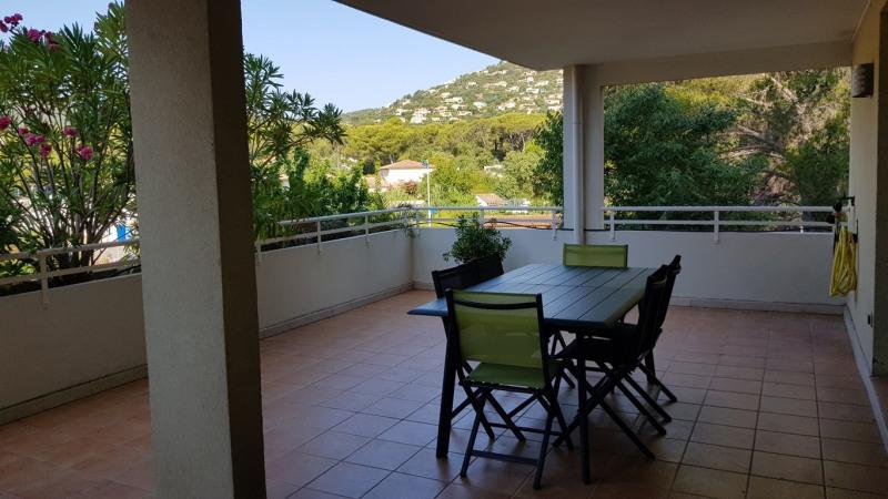 Location vacances appartement Cavalaire sur mer 650€ - Photo 2