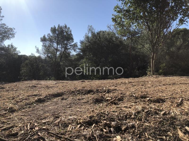 Vente terrain Lambesc 190000€ - Photo 1