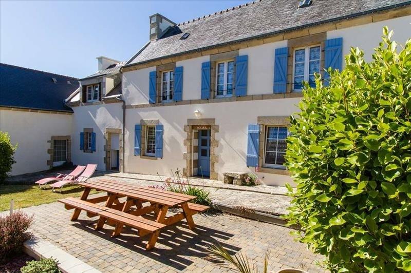 Deluxe sale house / villa Cleden-cap-sizun 551200€ - Picture 3