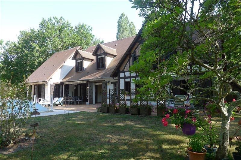 Venta  casa Menestreau en villette 556500€ - Fotografía 3