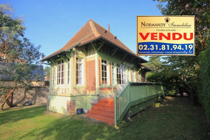 Vente de prestige maison / villa Villers sur mer 368000€ - Photo 1