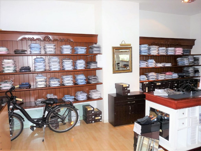 Vendita licenza commerciale negozzio Nice 79000€ - Fotografia 2