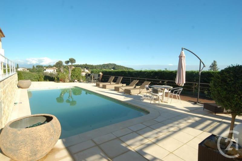 Deluxe sale house / villa Vallauris 1 590 000€ - Picture 6