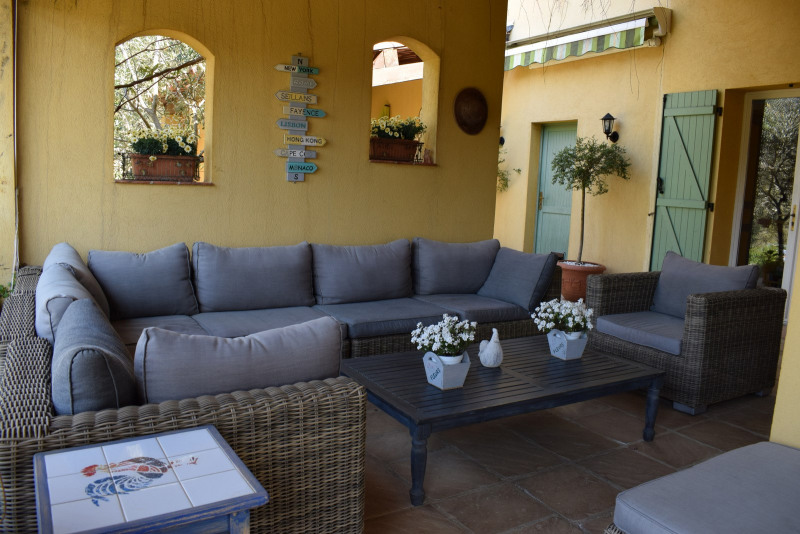 Deluxe sale house / villa Fayence 560000€ - Picture 11