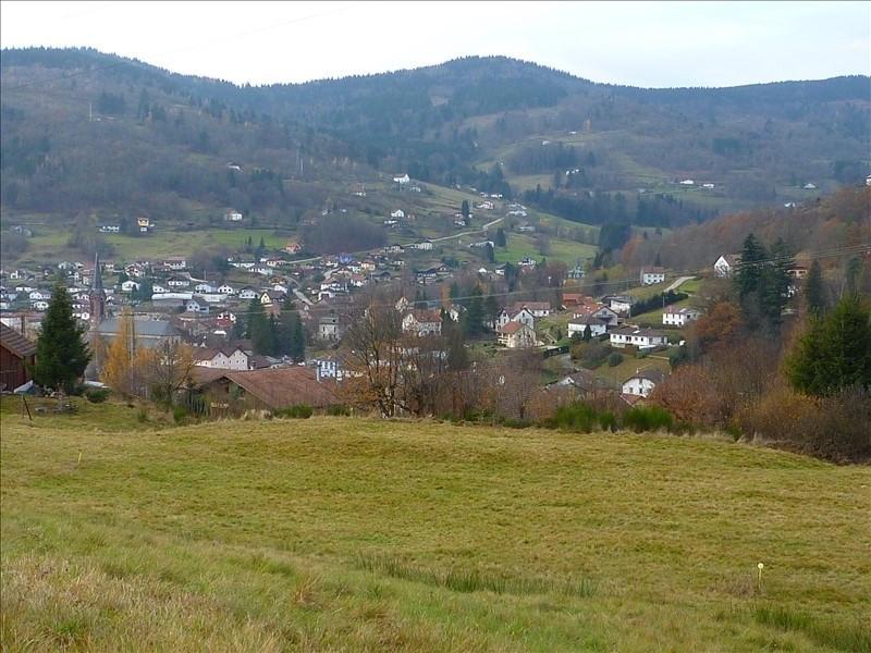 Vente terrain Cornimont 36680€ - Photo 1