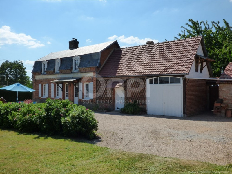 Vente maison / villa Saint-clair-sur-epte 179000€ - Photo 11