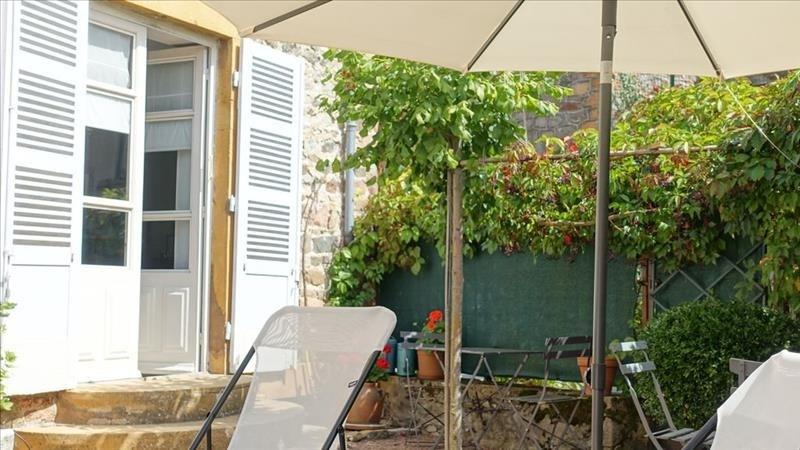 Sale house / villa Le bois d oingt 299000€ - Picture 1
