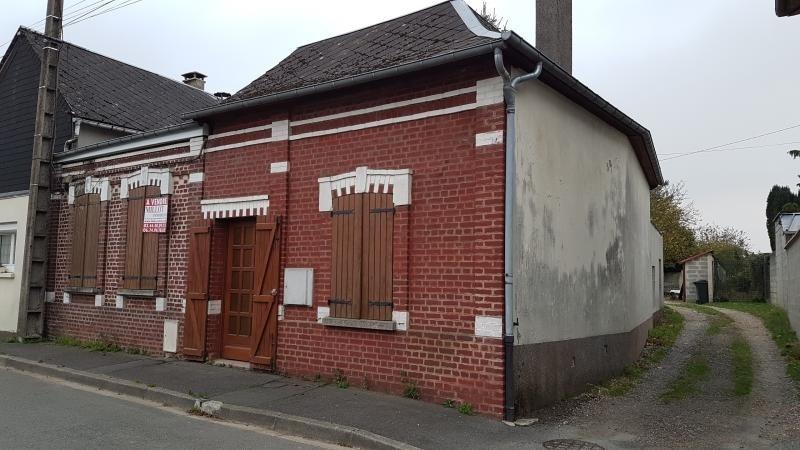 Vente maison / villa Feuquieres 55000€ - Photo 1