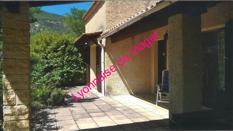 Viager maison / villa Roche-saint-secret-béconne 165 000€ - Photo 2