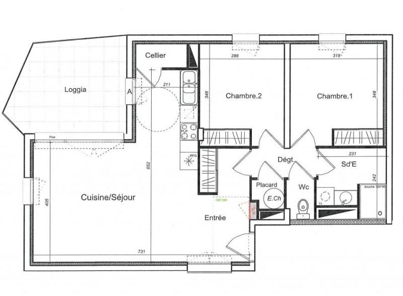 Vente appartement St cyprien 243400€ - Photo 2