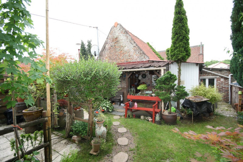 Vente maison / villa Monchecourt 56 000€ - Photo 1