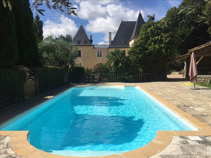 Vente de prestige maison / villa St porchaire 1580000€ - Photo 4
