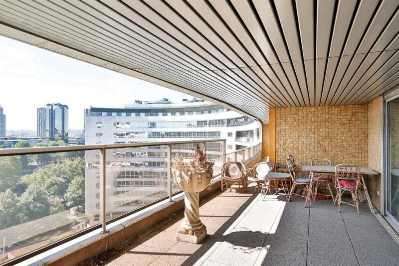 Deluxe sale apartment Paris 16ème 3110000€ - Picture 3