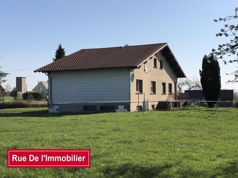 Sale house / villa Rohrbach les bitche 159999€ - Picture 1