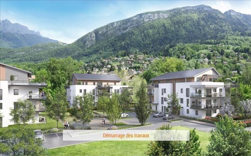 Venta  apartamento Saint jorioz 296000€ - Fotografía 2
