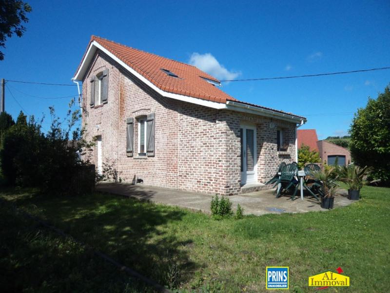 Maison semi plain pied - 60m² - 3 chambres