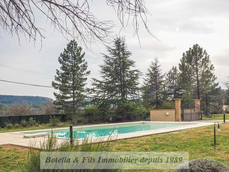 Venta de prestigio  casa Uzes 650000€ - Fotografía 2