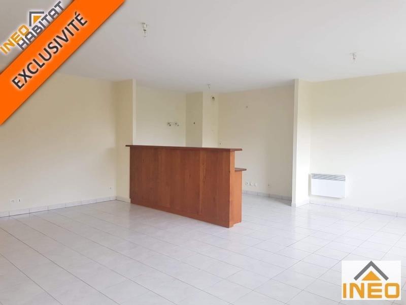Vente appartement La meziere 153700€ - Photo 1