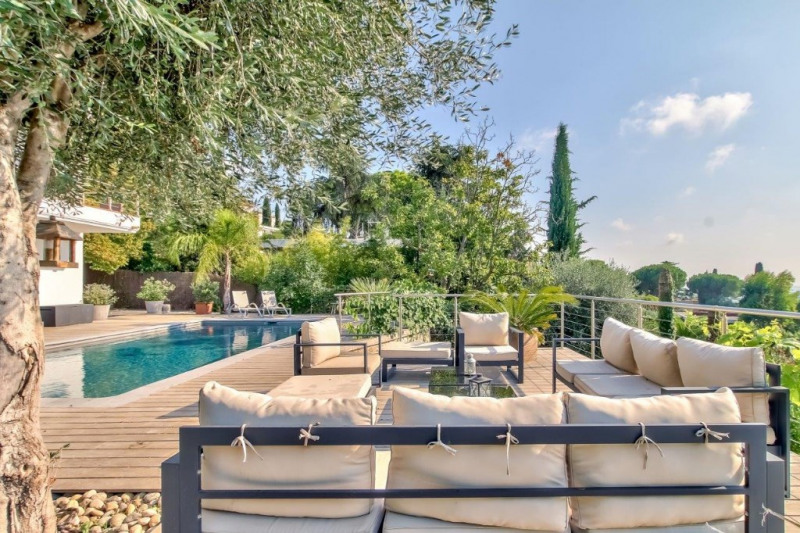 Deluxe sale house / villa Nice 1490000€ - Picture 2