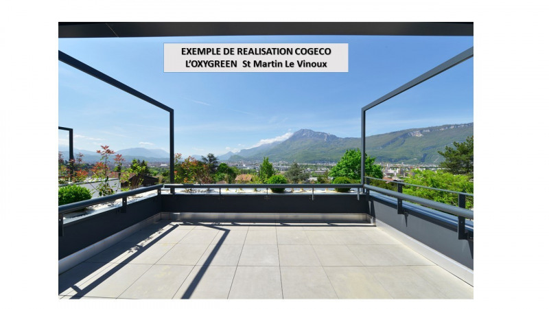 Vente appartement Le touvet 152000€ - Photo 1