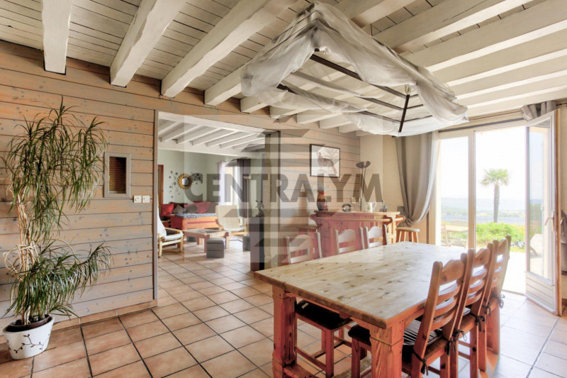 Vente de prestige maison / villa Taluyers 672000€ - Photo 5