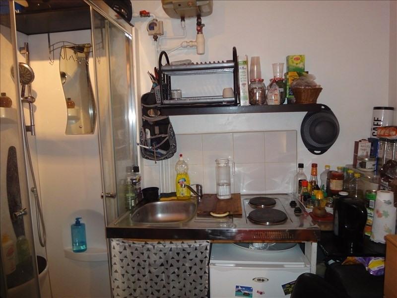 Sale apartment Paris 19ème 63000€ - Picture 3