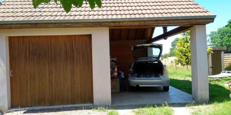 Vente maison / villa Charrin 49000€ - Photo 8