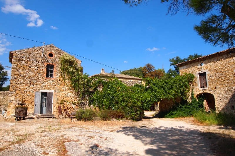 Vente de prestige maison / villa Goudargues 630 000€ - Photo 4