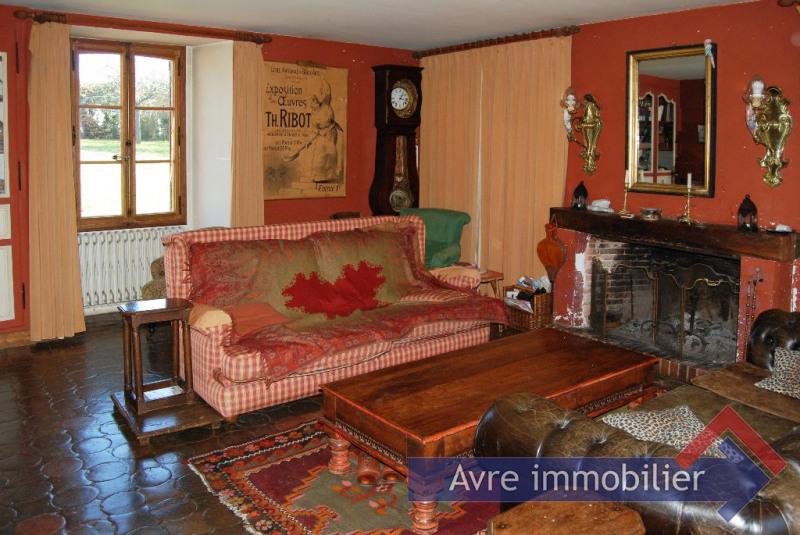 Vente maison / villa Verneuil d avre et d iton 312000€ - Photo 4