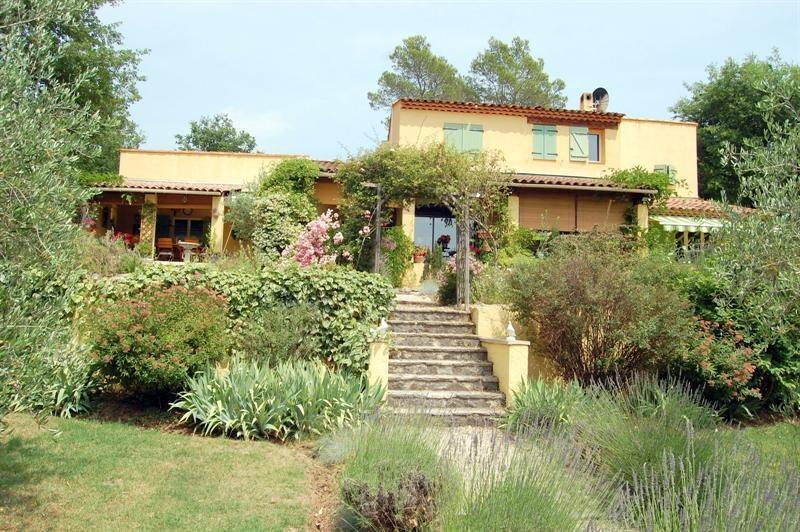 Vente de prestige maison / villa Le canton de fayence 725000€ - Photo 1